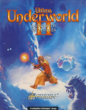 Cover Ultima Underworld II: Labyrinth Of Worlds