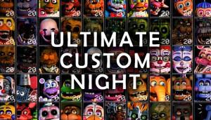 Cover Ultimate Custom Night