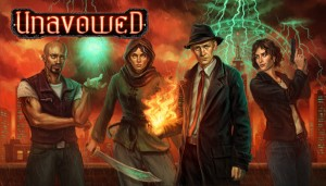 Cover Unavowed