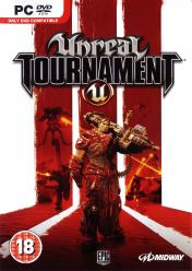 Cover Unreal Tournament III (PC)