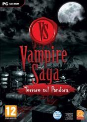 Cover Vampire Saga : Terrore Sul Pandora