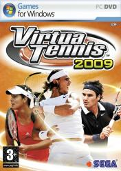 Cover Virtua Tennis 2009 (PC)