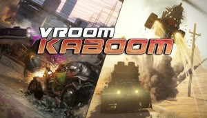 Cover Vroom Kaboom