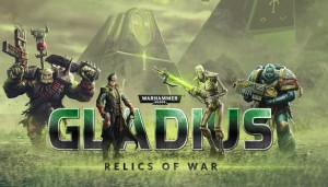 Cover Warhammer 40,000: Gladius - Relics of War
