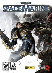 Cover Warhammer 40.000: Space Marine