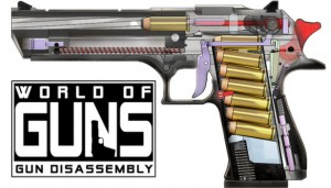 Cover World of Guns: Gun Disassembly