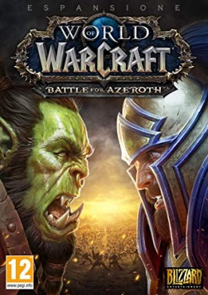 Cover World of Warcraft: Battle for Azeroth (PC)