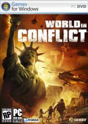 Cover World in Conflict