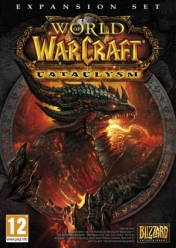 Cover World of WarCraft: Cataclysm