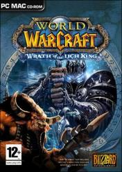 Cover World of Warcraft: Wrath of The Lich King