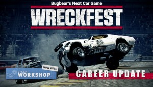 Cover Wreckfest (PC)