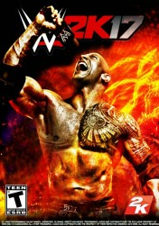 Cover WWE 2K17 (PC)