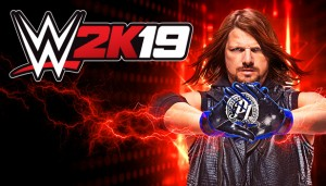 Cover WWE 2K19