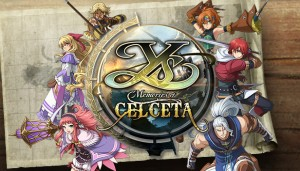 Cover Ys: Memories of Celceta