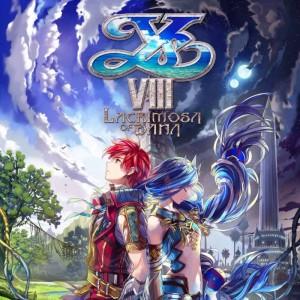 Cover Ys VIII: Lacrimosa of DANA