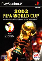 Cover 2002 FIFA World Cup