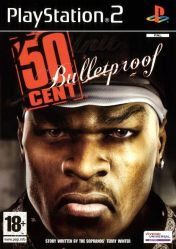 Cover 50 Cent: Bulletproof (PS2)