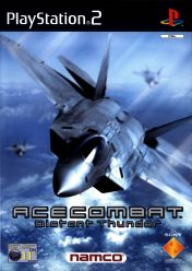 Cover Ace Combat 04: Shattered Skies (PS2)