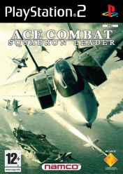 Cover Ace Combat 5: The Unsung War