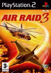 Cover Air Raid 3 (PS2)