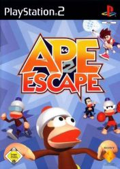 Cover Ape Escape 2