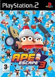 Cover Ape Escape 3