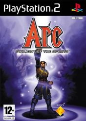 Cover Arc the Lad: Twilight of the Spirits