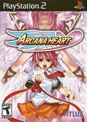 Cover Arcana Heart