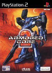 Cover Armored Core 2