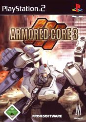 Cover Armored Core 3