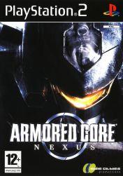 Cover Armored Core: Nexus