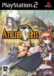 Cover Atelier Iris: Eternal Mana