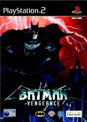 Cover Batman: Vengeance