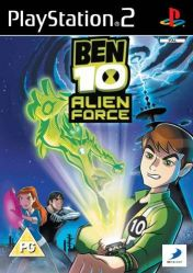 Cover Ben 10: Alien Force