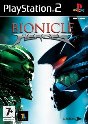 Cover Bionicle Heroes