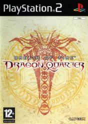 Cover Breath of Fire: Dragon Quarter