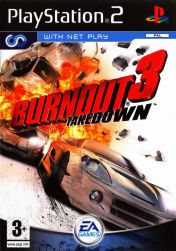 Cover Burnout 3: Takedown (PS2)