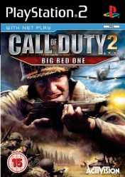 Cover Call of Duty 2: Big Red One