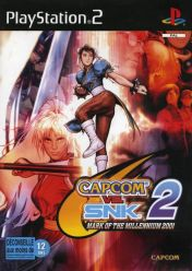 Cover Capcom vs. SNK 2: Mark of the Millennium 2001