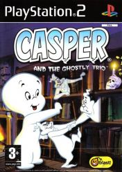 Cover Casper and The Ghostly Trio