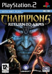 Cover Champions: Return to Arms
