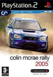 Cover Colin McRae Rally 2005