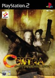 Cover Contra: Shattered Soldier