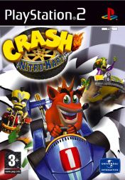 Cover Crash Nitro Kart