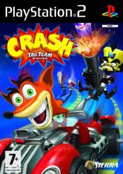 Cover Crash Tag Team Racing