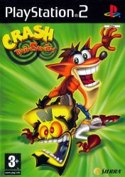 Cover Crash Twinsanity