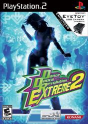 Cover Dance Dance Revolution Extreme 2