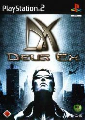Cover Deus Ex: The Conspiracy