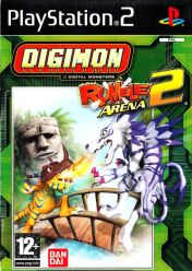 Cover Digimon Rumble Arena 2