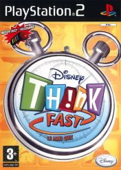 Cover Disney TH!NK Fast